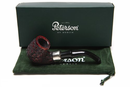 Peterson Standard Rustic 314 Tobacco Pipe PLIP by Peterson