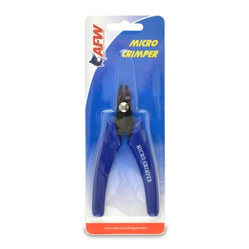 Cheap American Fishing Wire Micro Crimping Pliers