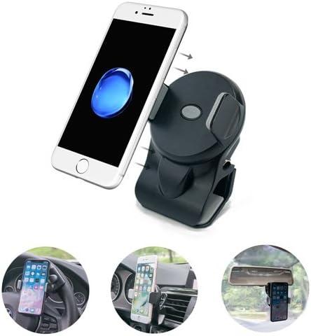 micagos steering wheel multiple function phone holder