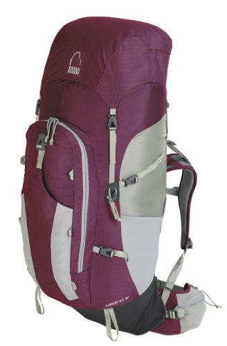 Sierra Designs Women's Jubilee 65 Backpack (Radish), Outdoor Stuffs