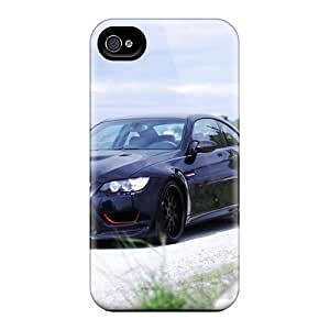 Defender Case With Nice Appearance (bmw M3 E92 Darth Maul 2009) For Iphone 4/4s