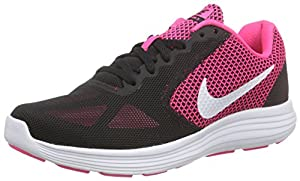 Nike Women's Wmns Nike Revolution 3 Cross-Country Running Shoe, hyper pink, 11 M US