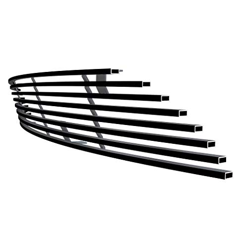 Off Roader Black Stainless Steel eGrille Billet Grille Grill for 2004-2006 Mitsubishi Galant Ralliart Bumper Insert