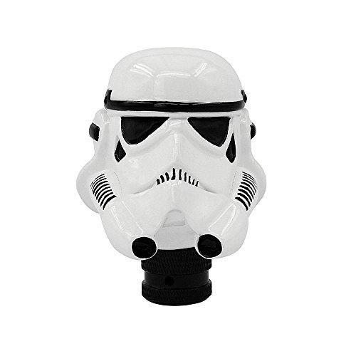 Aumo-mate Car Auto Manual Gear Shift Knob for Star Wars Fans Clone Trooper