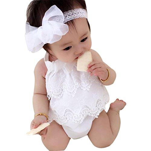Sunward Infant Toddler Baby Girls Ruffled Sleeveless Skirt Dress