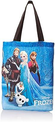 Concept One Handbags Women's Frozen Group Shot Sublimation Print Tote
