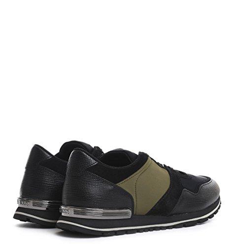 Tod's Sneakers Uomo XXM0XH0Q800EV089UK Pelle Nero