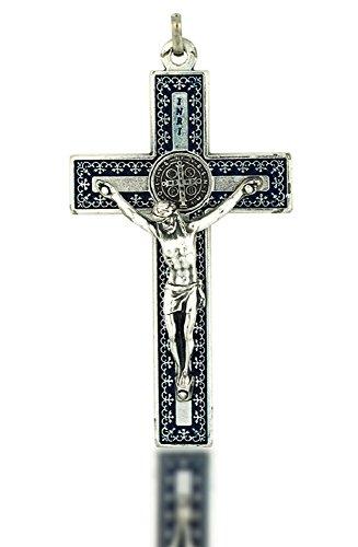 Vatican Imports Unique St. Benedict Crucifix with