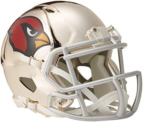 Riddell Chrome Alternate NFL Speed Mini Helmet Arizona Cardinals (Arizona Cardinals Football Helmet)