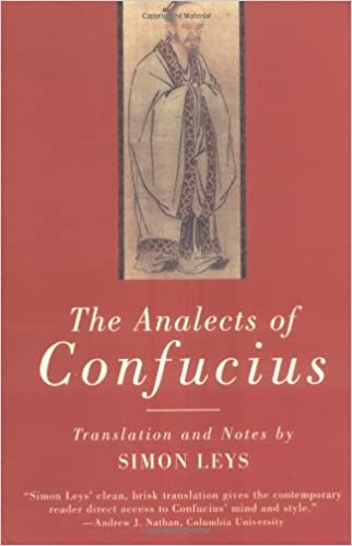 passages from the analects of confucius essay These extracts are taken from the analects of confucius - a text finalised around  200bc that contained the core values and tenets of confucianism.