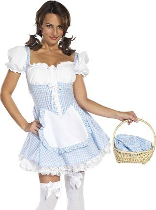 $29.99 ...  sc 1 st  Funtober & Sexy Adult Womens Costumes Dorothy Judy Garland Wizard of Oz ...
