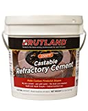 Rutland 12.5 lbs Tub Castable Cement - Mix With