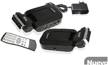 Sogo SS-4995 - Sintonizador de TV: Amazon.es: Electrónica
