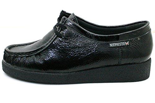 C013J69 femmes lacets CHRISTY EU MEPHISTO 41 Chaussures à noir qpCE5