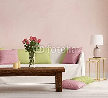Stupendous Pink Romantic Provence Style Interior Living Room 58819923 Download Free Architecture Designs Embacsunscenecom
