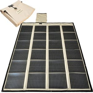 NEW Powerfilm Foldable 120 Watt Solar Charger FM16-7200 F16-7200 - Ships Global