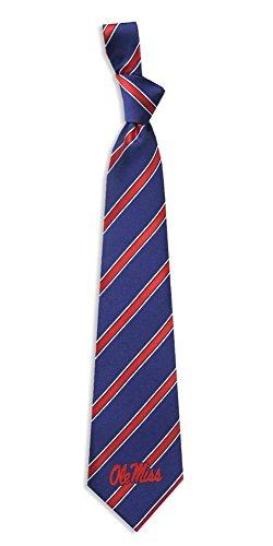 Ole Miss Rebels Necktie - Polyester Tie