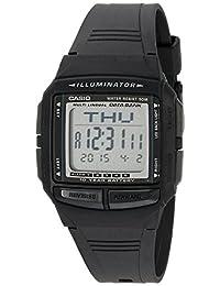 Casio Men's Multilingual Databank Digital Watch DB-36-1AV