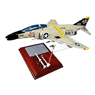 Mastercraft Collection Planes and Weapons Series McDonnell Douglas F-4B Phantom USMC Model Scale:1/50