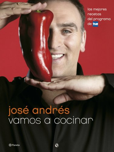 Vamos a Cocinar/ Let's Cook (Spanish Edition) by Planeta Pub Corp