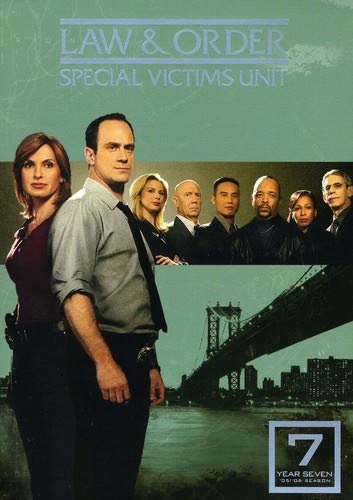Law & Order: Special Victims Unit - The Seventh Year (Law And Order Svu Box Set 1 17)