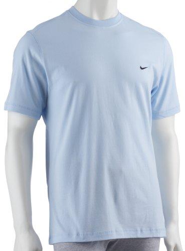Homme Cou Bleu Pour Du Ras Clair Col Nike 61qaa