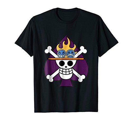 One Piece - Portgas D. Ace T-Shirt