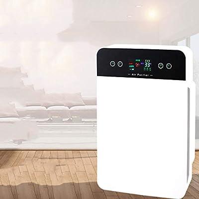 Hepa Silencioso Purificador-portable Filtro de aire para el ...