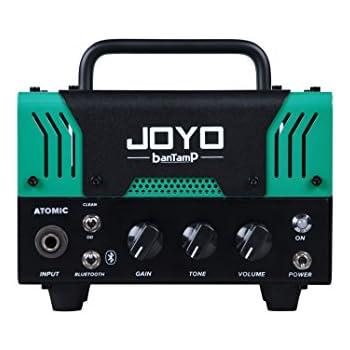 JOYO ATOMIC 20 Watt Mini Tube Head New banTamp Series