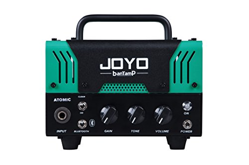 JOYO ATOMIC 20 Watt Mini Tube Head New banTamp Series by Joyo