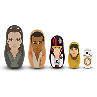Star Wars Mr. Potato Head 801452511348 Nesting Dolls: Ppw Usa: Toys & Games