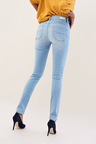 in Secret Denim Push Glamour Clair Bleu en Salsa Jeans w45qIxY14T