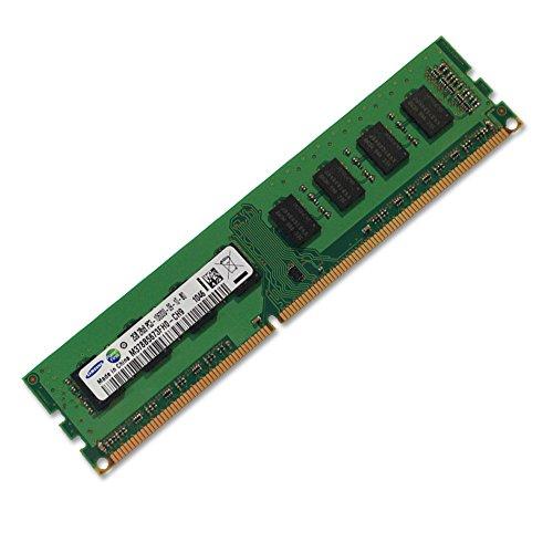 Samsung 2GB DDR3 SDRAM Memory 240pin PC3-10600U 1333MHz M378B5673FH0-CH9