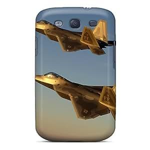For Galaxy S3 Fashion Design Two Aircraft Case-VgDbKdH2184TNCIR