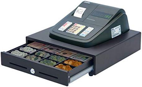 Sam4s caja registradora er-180ul 201 (H) X 400 (W) X 450 (D) mm ...