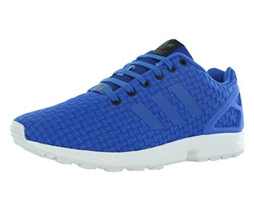 Adidas Zx Flux (reflectante Tejido Europa Release) Azul / azul / ftwhite (8) Blue/Blue/FtWhite