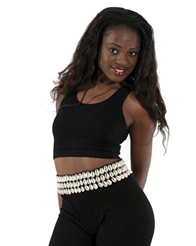 3 Layer Cowry Shell Belt by African Inspired Fashions (Image #1)