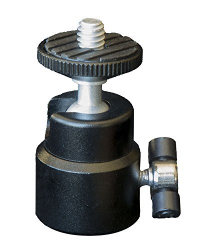 RetiCAM® Mini Ball Head BHA10 - Metal Ballhead 360° Pan 90