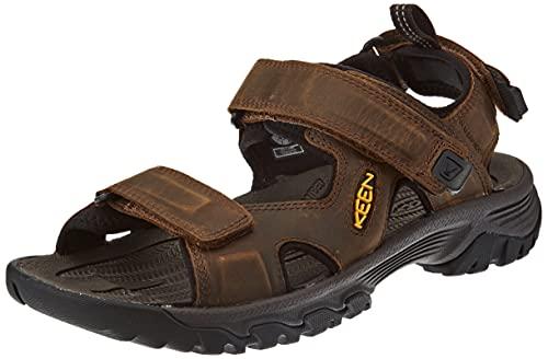KEEN Unisex-Adult Targhee 3 Open Toe Hiking Sport Sandal