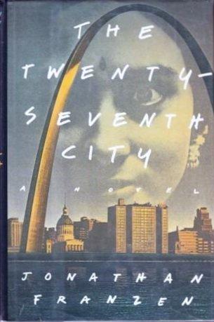 book cover of The Twenty-Seventh City