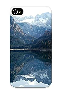 Ednahailey High Quality Vorderer Gosausee Case For Iphone 4/4s / Perfect Case For Lovers