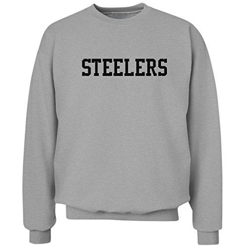 - FUNNYSHIRTS.ORG Cozy Steelers School Spirit: Unisex Ultimate Crewneck Sweatshirt