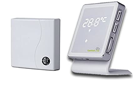 Me Termostato WiFi inteligente para Smartphone – Modelo inalámbrico sin hilos