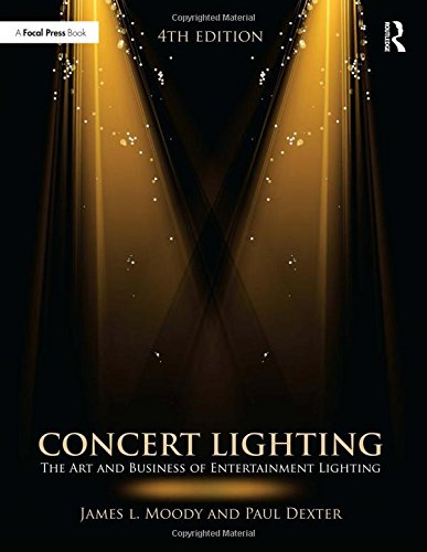 Pdf Arts Concert Lighting: The Art and Business of Entertainment Lighting