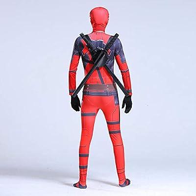 BLOIBFS Deadpool De Traje Disfraces Y Accesorios Disfraces Ninos ...