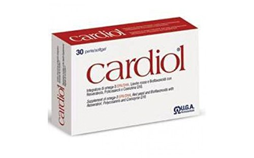 CARDIOL PERLE 30 perle by OMEGOR