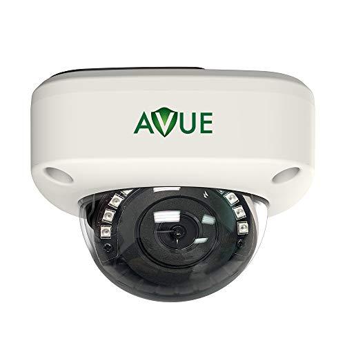 Full HD 1080P Mini Dome HDTVI/CVI/AHD/CVBS(SD) 2.8mm Wide Angle Lens, Multiple Language, DNR, Digital DWR (Galaxy Mega Camera Lenses)