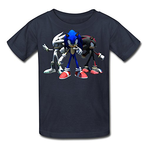 LJT Youth Sonic The Hedgehog T-Shirt
