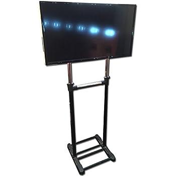Amazon Com Flat Panel Tv Lcd Adjustable Tv Floor Stand