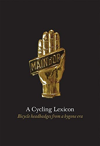 A Cycling Lexicon: Bicycle Headbadges from a Bygone Era